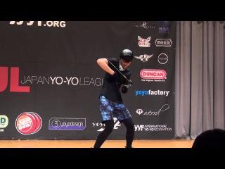 2015WJ Final 1A 01 Iori Yamaki