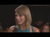 Taylor Swift Talks Going 'Home to Her Cats' After the Grammys: 'Men Get Me In Trouble!'