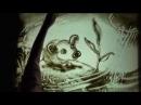 Мультфильм-сказка нарисованный песком Мышонок и подснежник