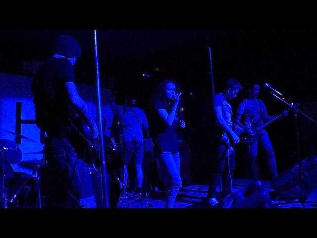 02 Upstream - Wake Up [Lostprophets cover] (ТРИНАДЦАТЫЙ, 13.02.2015)