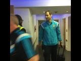 Petr Cech, Jose Mourinho and Steve Holland arriving at #StamfordBridge... #CFC
