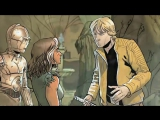 Video comics - The Weapon of a Jedi_ A Luke Skywalker Adventure