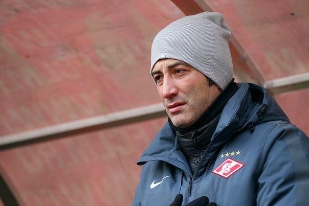 "Матч с ""Динамо"" будет последним для Мурата Якина в ""Спартаке""?"