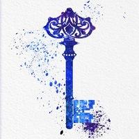 """Логотип Студия """"Ключ"""""""