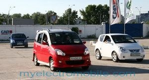 электроавтомобиль купить в украине