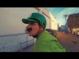 Mario Skate! - Луиджи Vs Марио (США)