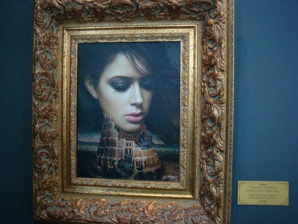 Художественная галерея - Страница 2 Dklu_ixooZQ