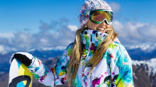 лыжные шапки