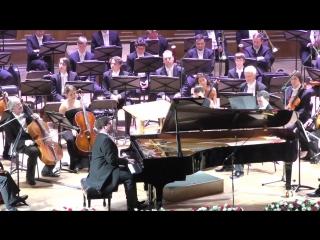 Ф. Шуберт Экспромт № 3 Соль-бемоль мажор Солист — Денис Мацуев (фортепиано)