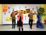 Конкурс военной песни и танца Имя радости Победа! песня «Тучи в голубом»