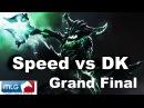 Speed vs DK Grand Final Game 3 - MLG Dota 2 noobfromua