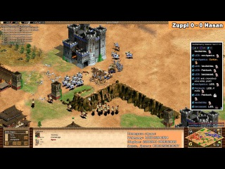 Age of Empires 2 Sayiahood Invitational Zuppi vs Hasan bo3