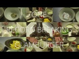 The Glamburger, the world's most expensive burger