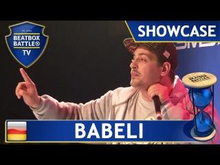Babeli from Germany - Showcase - Beatbox Battle TV