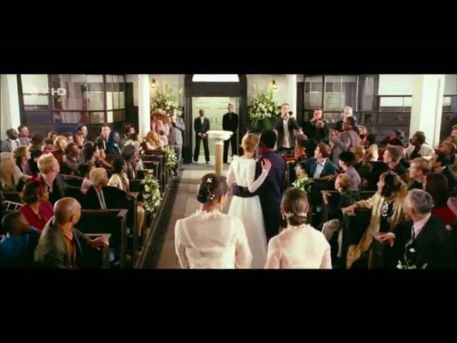 Lynden David Hall All you need is Love Wedding Scene of Love Actually 2003