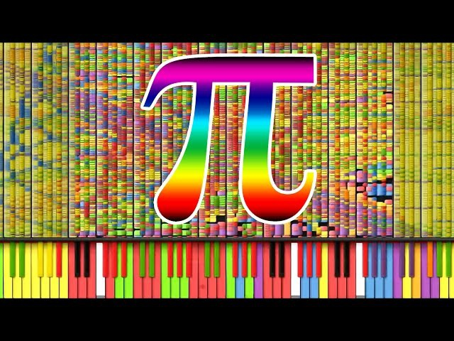 [Black MIDI] Synthesia - Pi π3.14 MILLION (3,141,592) ~ TheSuperMarioBros2