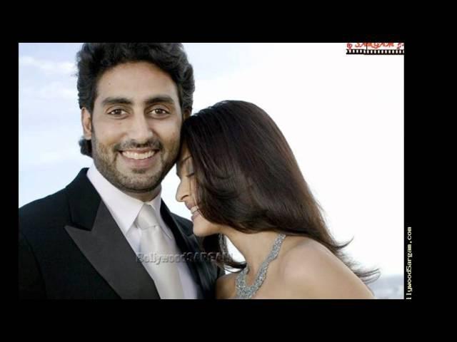 Abhishek Aishwarya Rai Bachchan