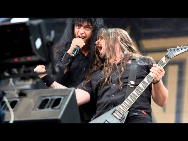 MANOWAR The Gods Made Heavy Metal TRIBUTE