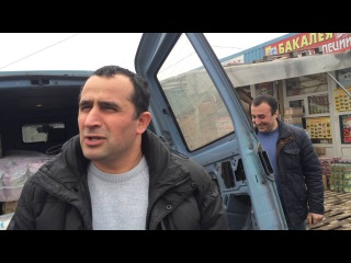 Гуманитарная помощь, от Талышей, для жителей Луганской и Донецкой народной республики.