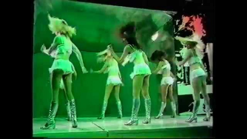 Pans People - Green River Top Of The Pops Creedence Clearwater Revival