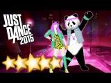 C'mon (DLC) - Just Dance 2015 - Full Gameplay 5 Stars