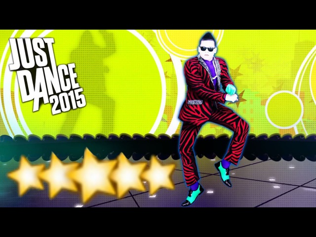 Gangnam Style - Just Dance 2015 - Full Gameplay 5 Stars