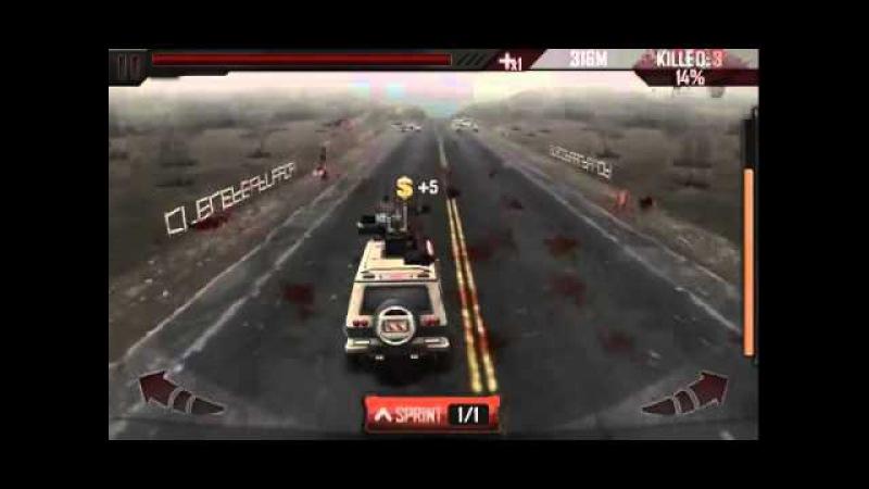 Zombie Roadkill 3D Gameplay HD