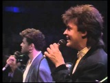 Elton John, George Michael &amp Paul Young - Every Time You Go Away - 1986 (By L