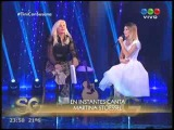 Entrevista a Tini Stoessel - Susana Gimenez 2014 [17-12-14]
