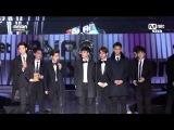 141203 MAMA 아시안 뮤직 어워드 EXO Best Male Group 남자 그&#47