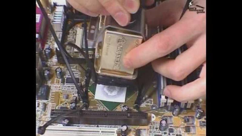 Разгон Intel Pentium 4 до 5 Ghz