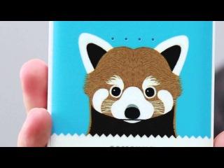 Обзор внешнего аккумулятора Samsung Battery Pack Animal Edition