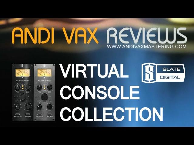 AVR 021 - Slate Digital Virtual Console Collection