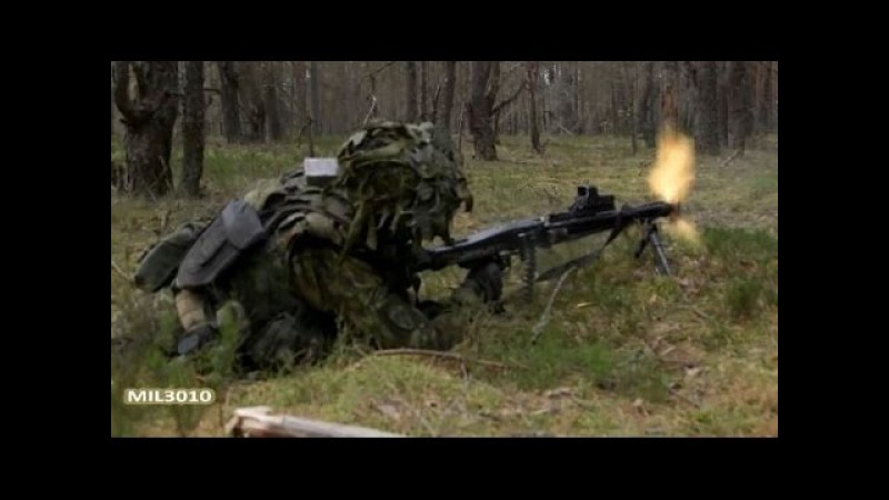 Солдаты вооруженных сил Литвы, Эстонии, Латвии и Польши на учениях / НАТО