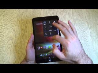Chuwi VI8 Dual OS обзор недорогого интересного планшета