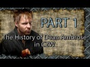 The History of Dean Ambrose in CZW_PART 1 (2009)