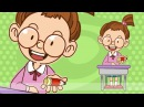 What's this? - It's a pencil. Eraser. (Stationery) - Exciting Rap for Kids - English song