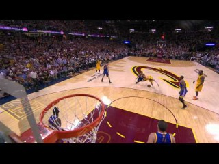 Matthew Dellavedova Sinks Incredible And-1 Circus Shot
