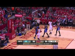 [HD] Golden State Warriors vs Houston Rockets | Full Highlights | Game 4 | May 24, 2015 | NBA