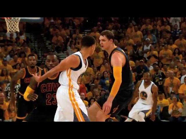NBA Finals Phantom Raw: Curry's Sweet Dish to Barbosa