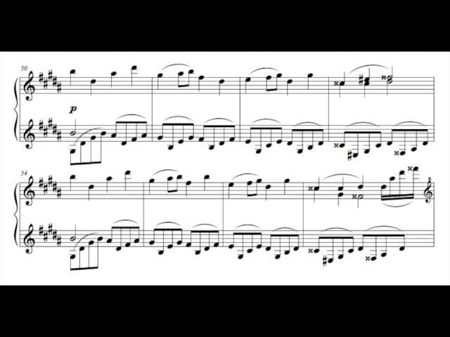 【楽譜】Blind Justice 〜それぞれの正義〜をFullでピアノにしてみた。