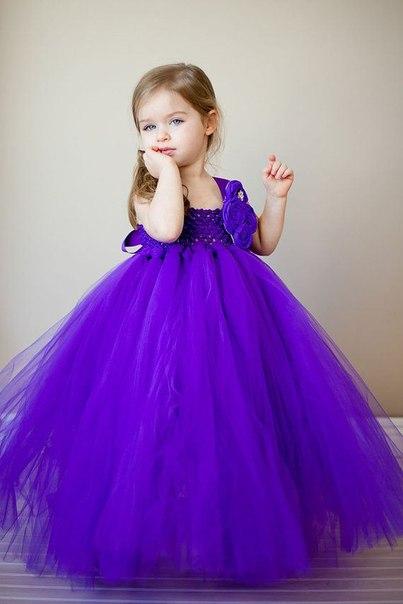 Пышные платья для куклы 2