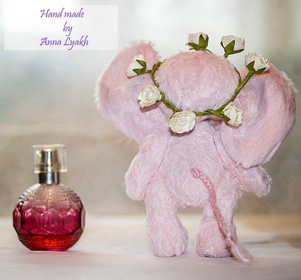 Тедди слоняша Spring- Весна 5tZiPkz6TcU