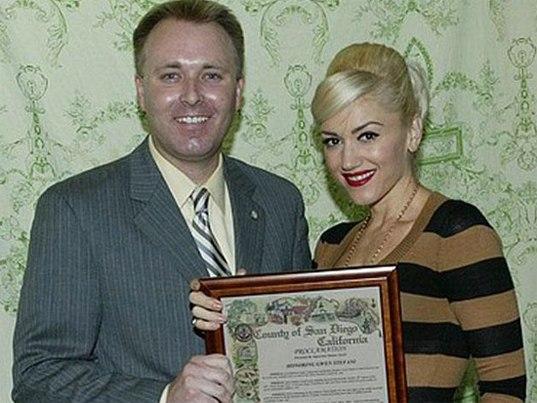 Gwen Stefani Day в Сан Диего