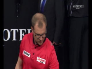 Adrian Lewis vs Mark Webster (World Grand Prix 2015 / Round 2)