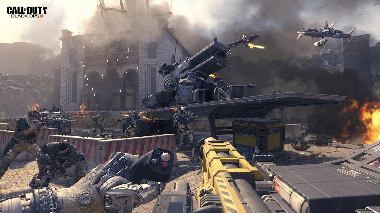 Call of Duty: Black Ops III (2015) скачать торрент