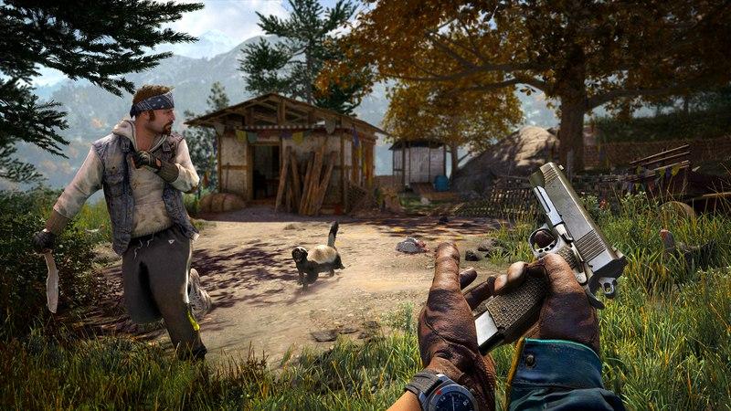 Far Cry 4 [RePack] от R.G. Механики [05.11.2015] скачать торрент