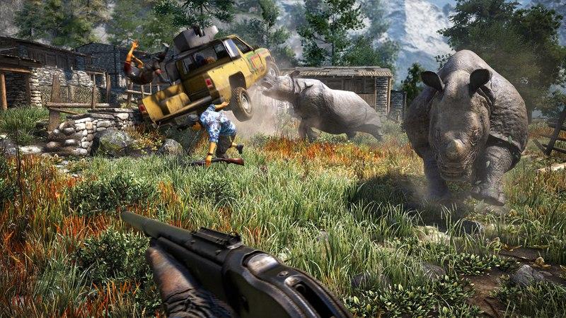 Far Cry 4 [RePack] от R.G. Механики [05.11.2015] скачать торрент с rutor org