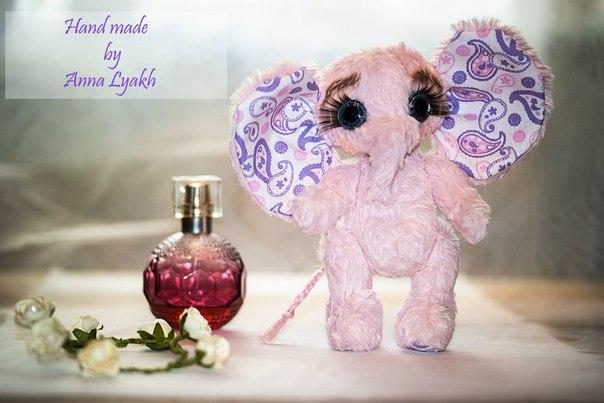 Тедди слоняша Spring- Весна 7JMth9SsqH0