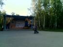 Лето 2015) Лагерь Карбышева) 4 отряд) Кайрат Аскарович и девочки 4 отряда)) Умнички наши)